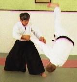Kanetsuka Sensei at the Oxford Dojo 29-Nov-2003